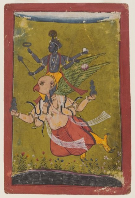 Brooklyn_Museum_-_Vishnu_on_Garuda