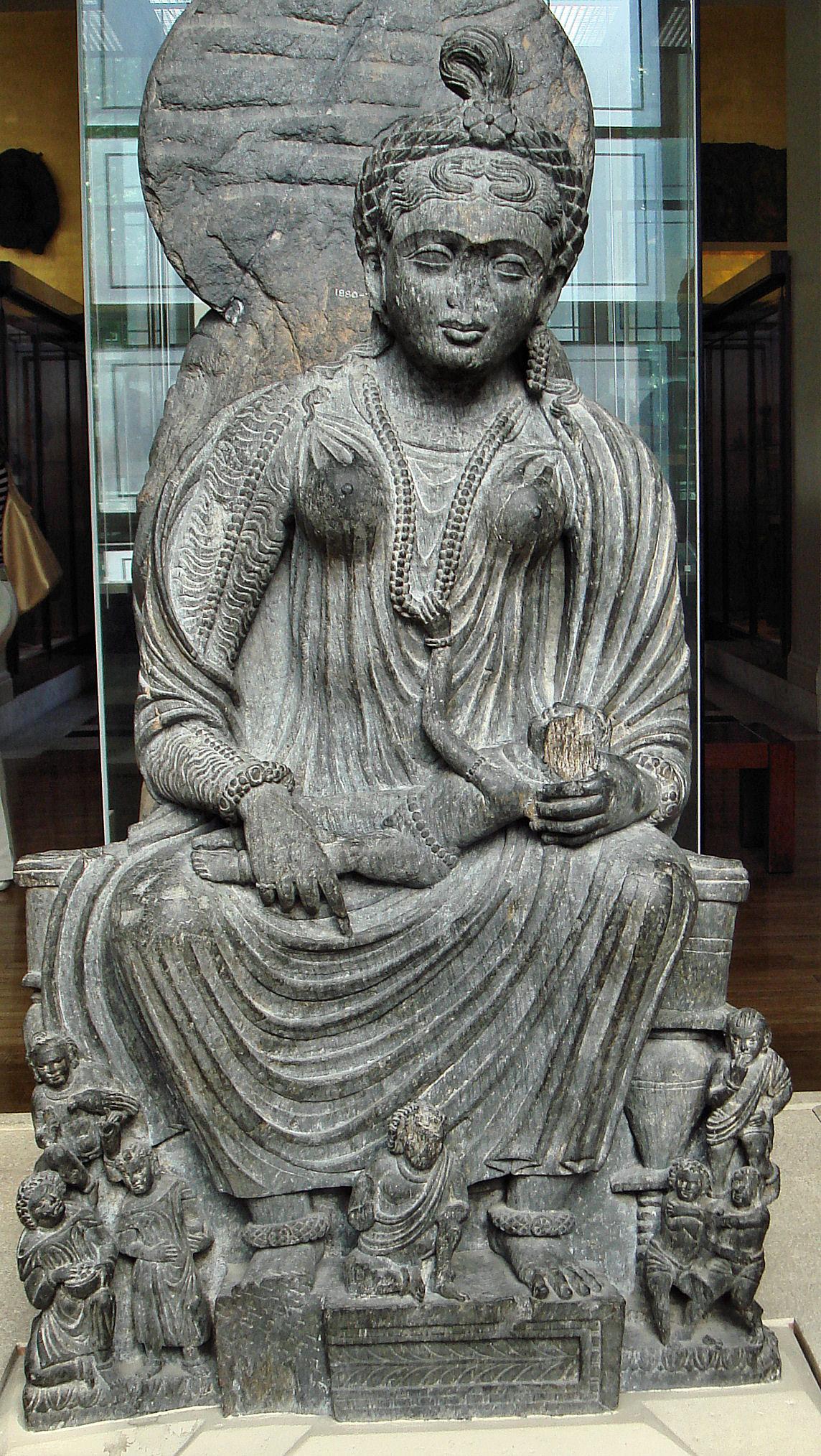 GoddessHaririWithBaby