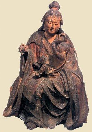 kariteimo-shiga-pref-Hidden-Buddha