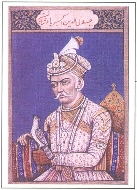 Mughal_Akbar