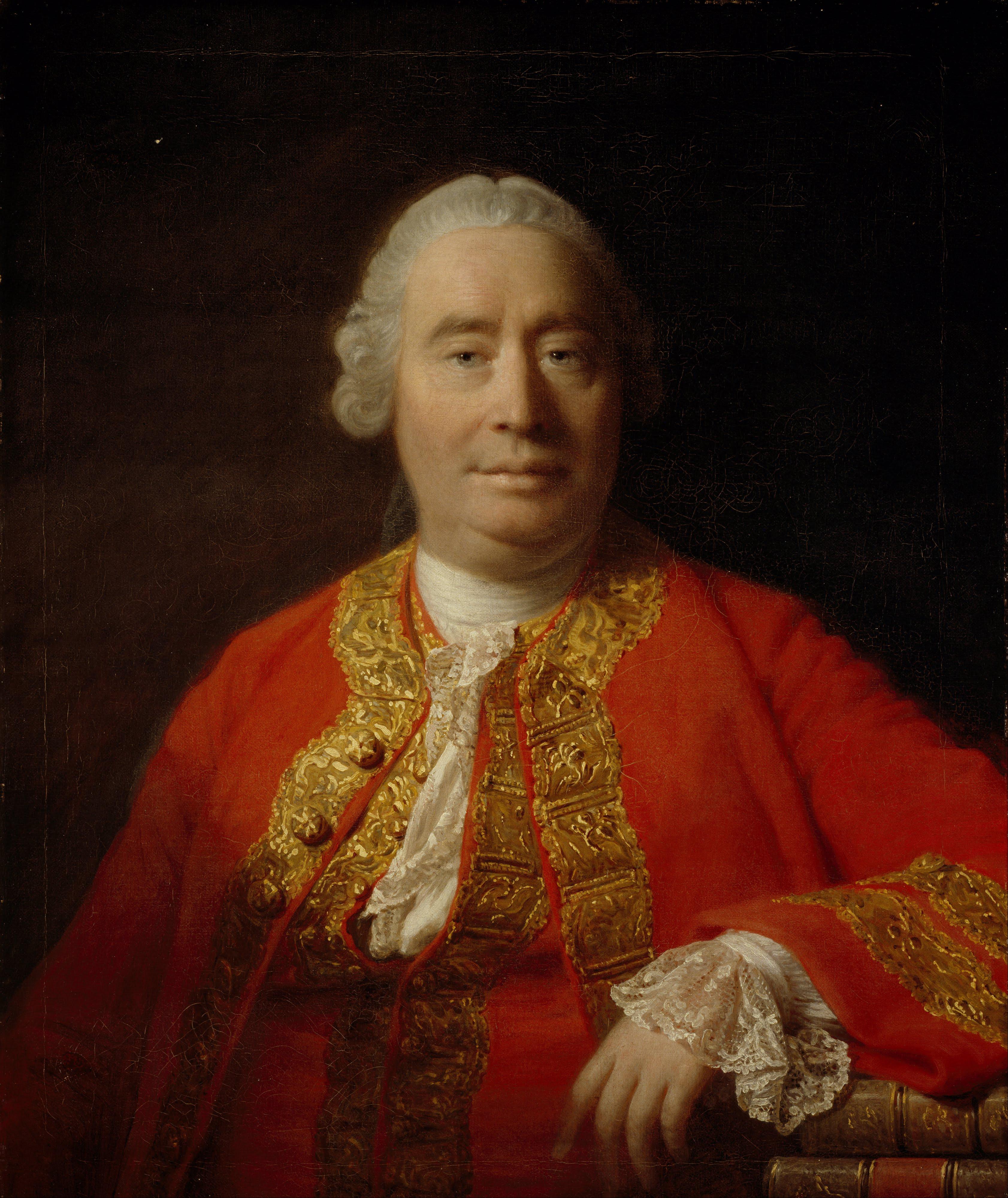 David Hume. Image Source
