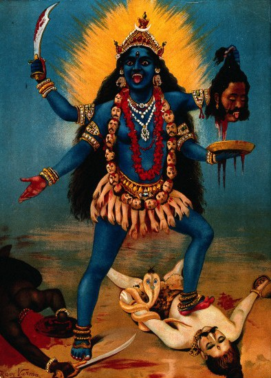 Kali. Image Source