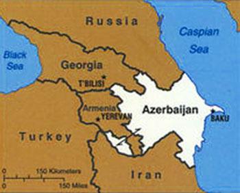 Baku-map